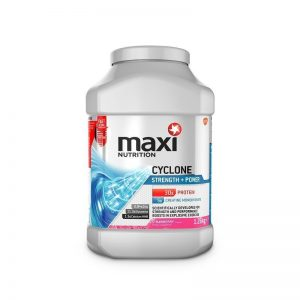 Container of Maxi Nutrition