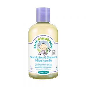 Earth Friendly Baby Shampoo