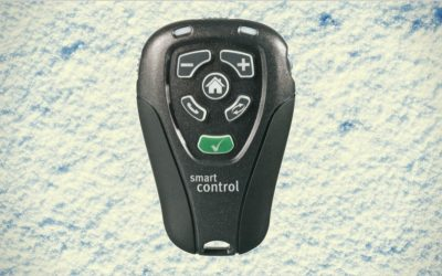 Make adjustments easy with remote controls