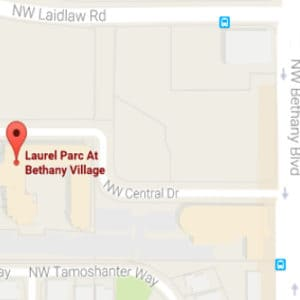 Map Image of Laurel Pac At Bethany Village