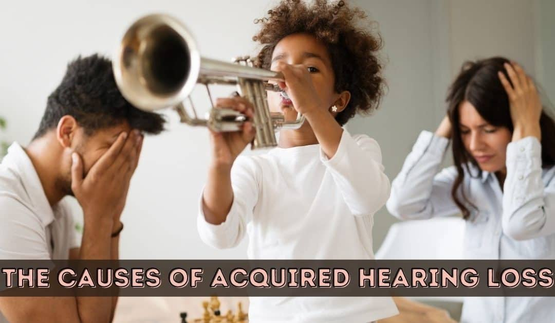 The Causes of Acquired Hearing Loss